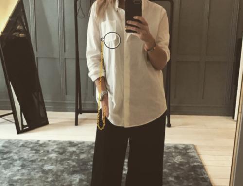 Bukse TIP: Culotte-bukser
