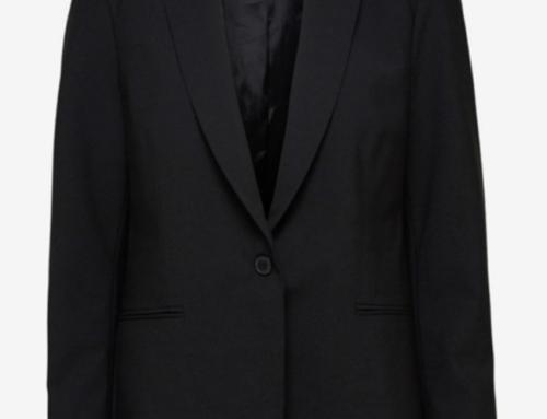 Hvordan styler du din blazer?